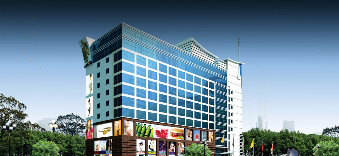 commercial property lucknow