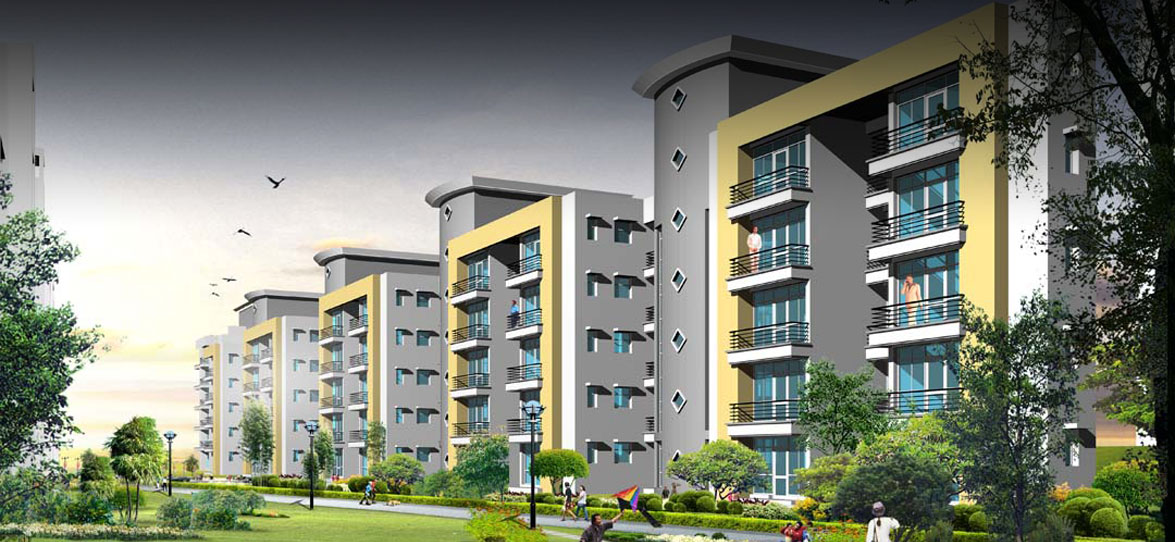 residential apartments in Rajpura
