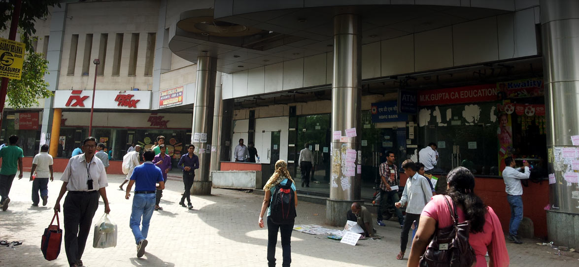 Kashmiri Gate Mall