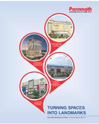 parsvnath annual report