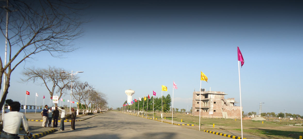 plots in Rajpura