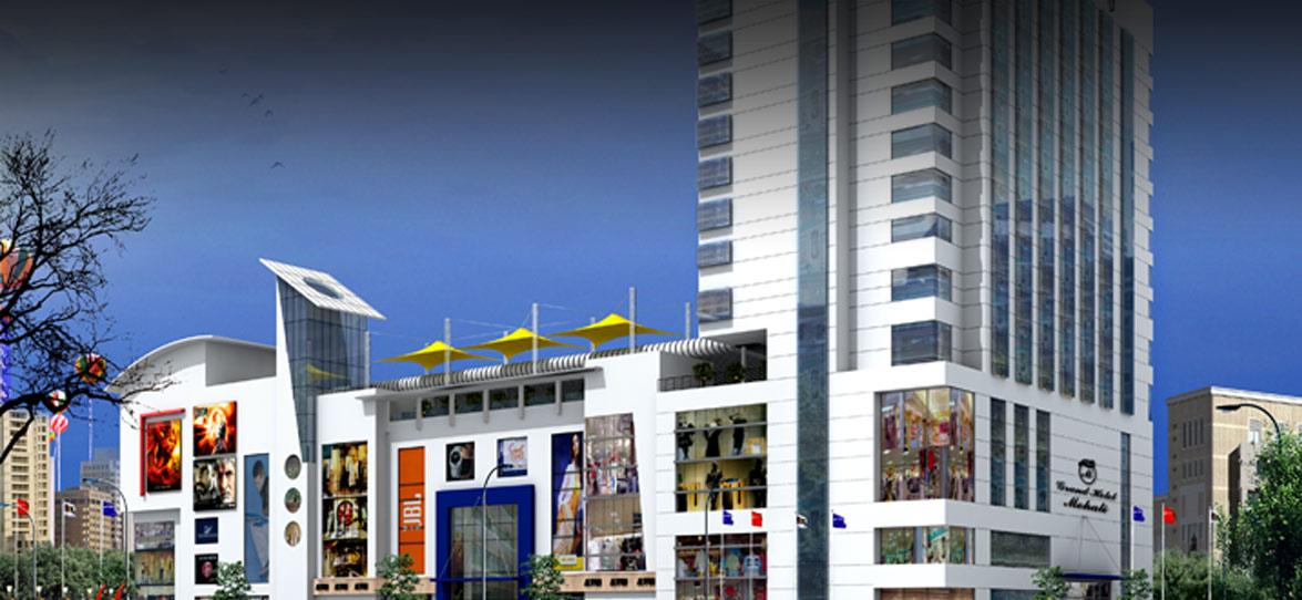 Parsvnath matrix Mall