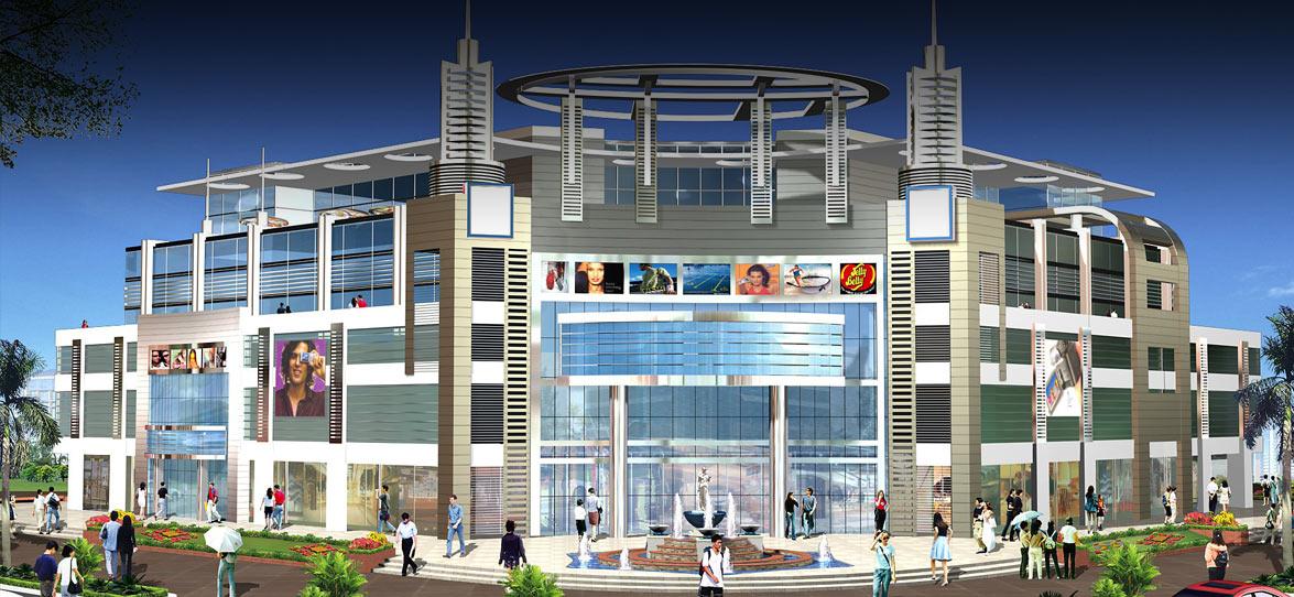 Parsvnath Mall Rohini