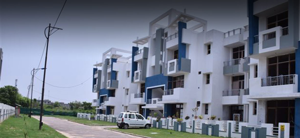 high rise apartment lucknow